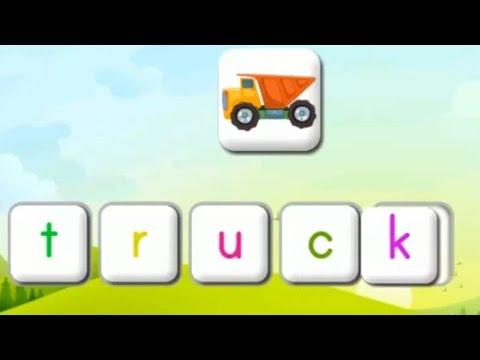 Animal Alphabet For Kids, Educational Games - Video for Children