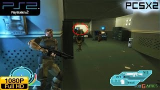 CT Special Forces: Fire for Effect - PS2 Gameplay 1080p (PCSX2)