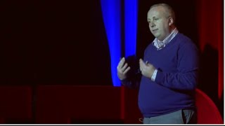 The American Story is Changing…In Real Time | David Weaver | TEDxICC