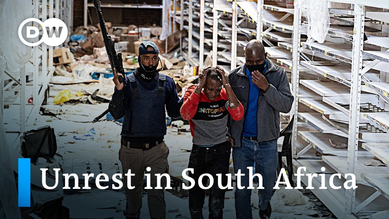 South Africa, the dark shadows covering the continent and its impact for Europe