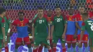ДР Конго 1:0 Марокко | Кубок Африканских Наций 2017 | Обзор матча 16.01.2017 [HD]