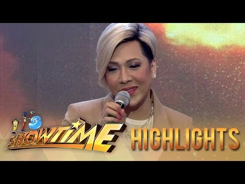 Vice Ganda opens up about his biggest sacrifice in the name of love | It's Showtime