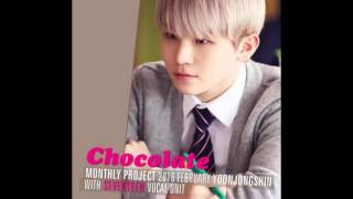 SEVENTEEN VOCAL UNIT - CHOCOLATE AUDIO MP3