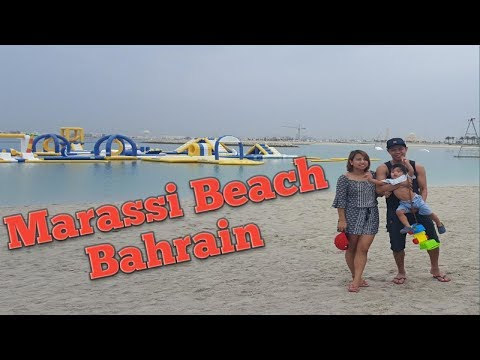 Day out at Marassi Beach Bahrain