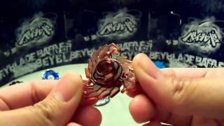 Beyblade Metal Masters EVIL BEFALL UW145EWD Unboxing
