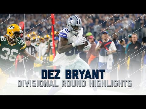 Dez Bryant Goes Off for 132 Yards & 2 TDs...