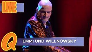 """Emmi und Willnowsky: """"Du kannst nicht immer 70 sein"""""""
