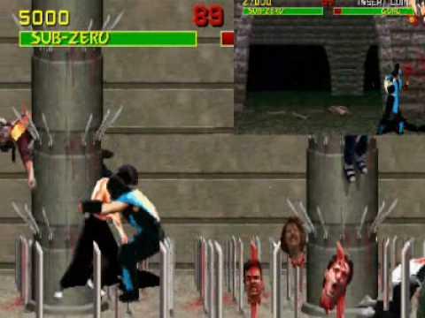 Mortal Kombat: Old School (original link in description)