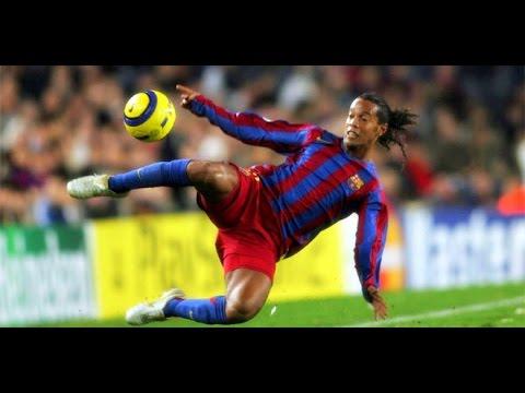 Ronaldinho ● Amazing Ball Controls best...