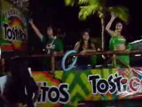 Lunes de Carnaval La Paz 2014.