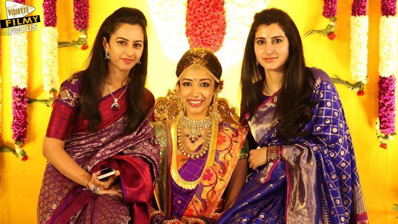 Nadamuri Bala Krishna Daughters With her Friends Marriage ...