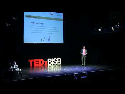 Security and opportunities on social media: Chris Plant at TEDxBISB