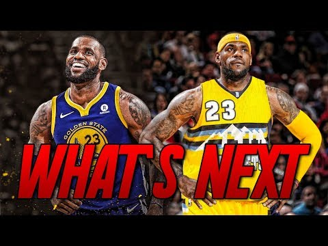 What's Next for LeBron James?