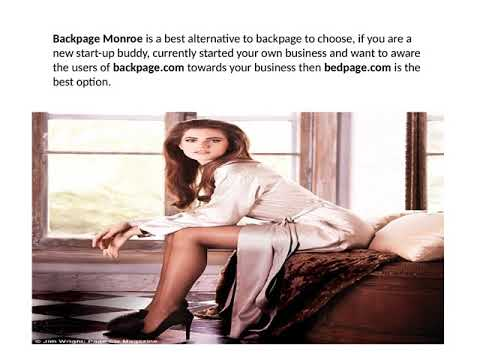 Backpage Charleston Wv >> Backpage Monroe Alternative To Backpage Site Similar To Backpage
