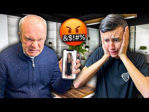 mio-papÀ-controlla-il-mio-iphone-e-scopre-che...-finito-male!