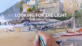Looking for The Light: David Taylor