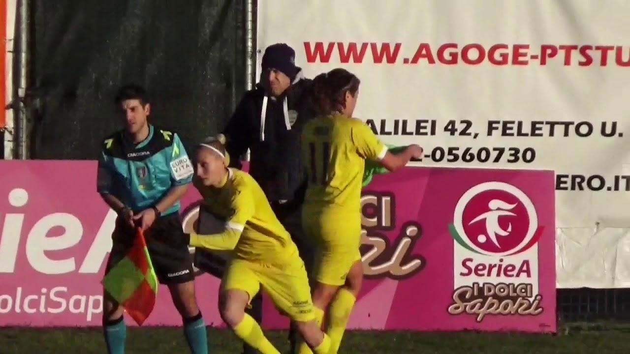 Tavagnacco vs AGSM Verona 2-0