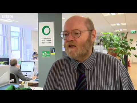 Is shale gas destined for Scotland?