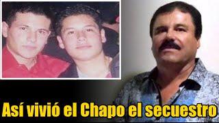 Cómo vivió El Chapo el secuestro de sus hijos