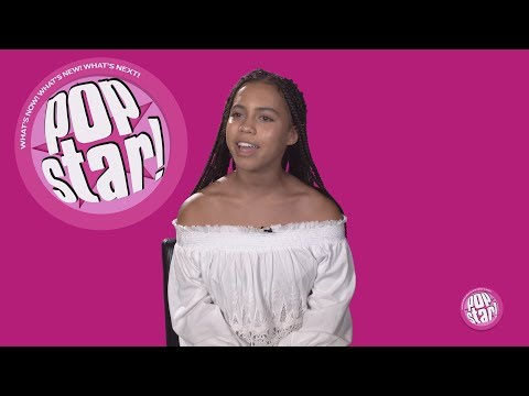 Asia Monet On Being a Triple Threat with Popstar!
