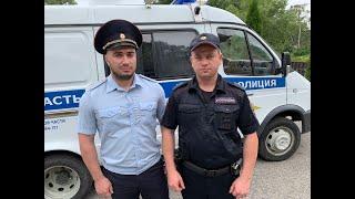 Полицейские спасли утопающего в Калининградском заливе рыбака
