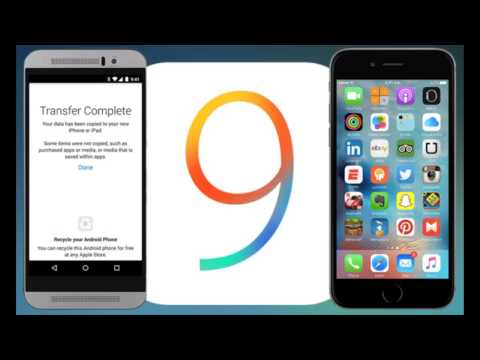 how to move apps on ios 7