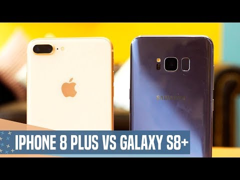 iPhone 8 Plus vs Samsung Galaxy S8+, REVIEW en español