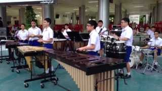 ACSP Percussion Ensemble 3#