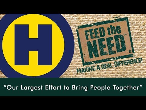 "Feed the Need at Harrisburg Academy: ""Our Largest Effort to Bring People Together"" - Jan. 31, 2018"