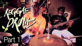 Reggae Drums Lesson 1: Donovan Miller