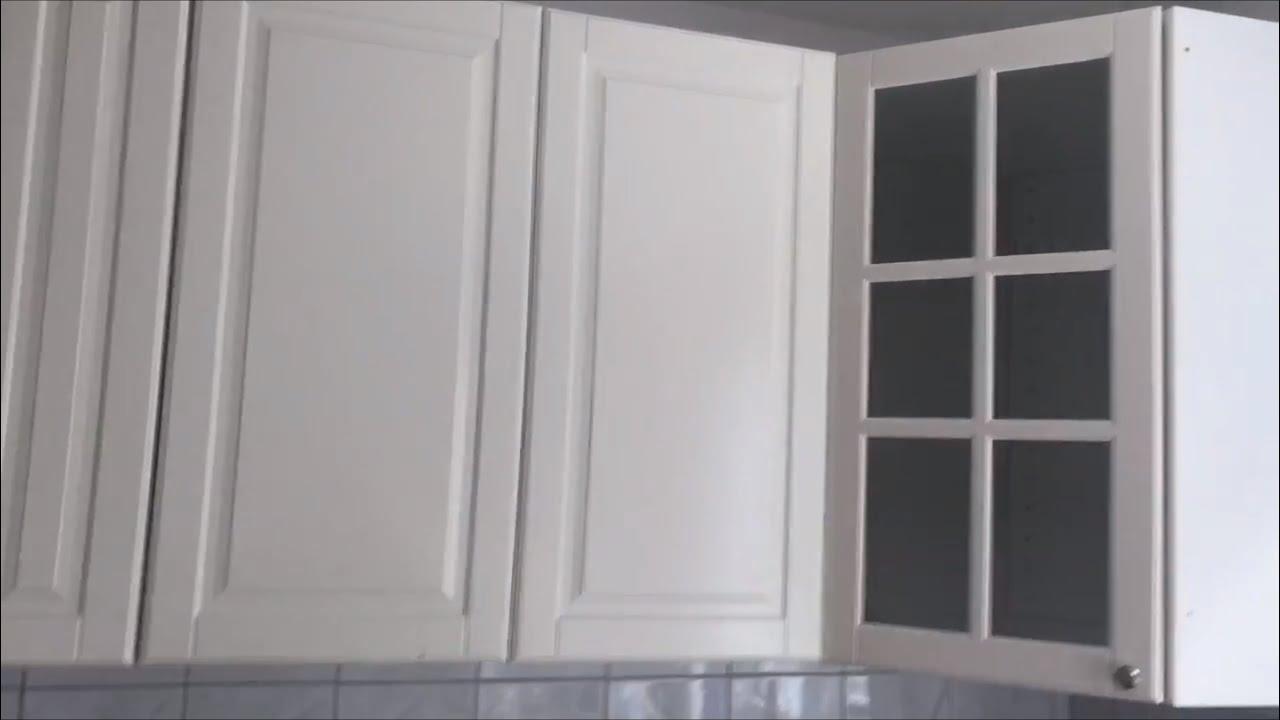 Küchen Hängeschrank Wand Montage Küchenmontage Hängeschränke ...
