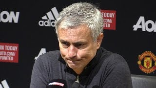 Manchester United 2-1 Liverpool - Jose Mourinho Full Post Match Press Conference - Premier League
