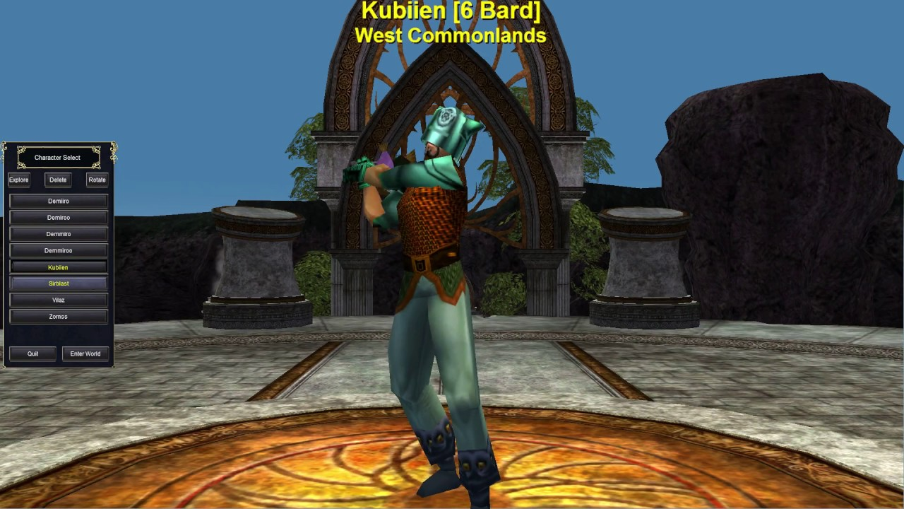 everquest how to play a bard - cinemapichollu