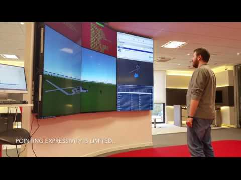 A multimodal interaction system for big displays