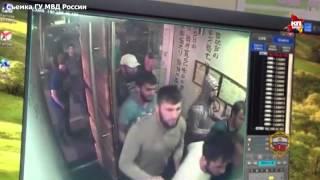 В Москве арестовали 12 чеченцев, напавших на охрану японского ресторана