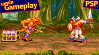 Capcom Classics Collection Reloaded ... (PSP)