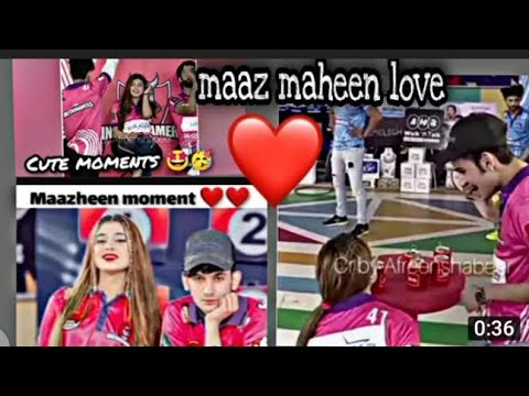 Download Maaz and Maheen funny talking 😂😂😅😱| laraib Reaction 😂🤣