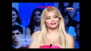 Madeleine Matar حديث ال بلد مادلين مطر وميشال مشكل