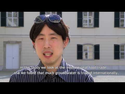 Water for life  | Q&A with IIASA researcher Yoshihide Wada