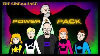 The Cinema Snob: POWER PACK