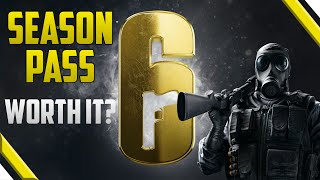Is The Season Pass Worth It? | Rainbow Six Siege Commentary (PC Gameplay)