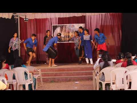 COLLEGE DAY | MEREDIAN COLLEGE OF MANGALORE | FUSHION DANCE