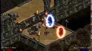 Diablo II Median XL 2017 HolyCasterPal vs Quov Tsin