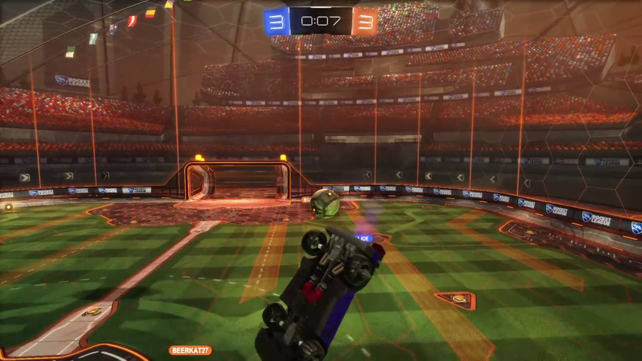 Rocket League Wonderful Play