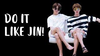 when bts acts like jin | 방탄소년단 석진 BTS p2