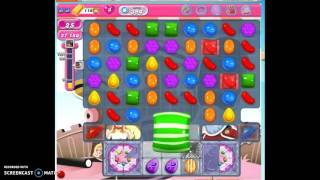 Candy Crush Level 394 w/audio tips, hints, tricks