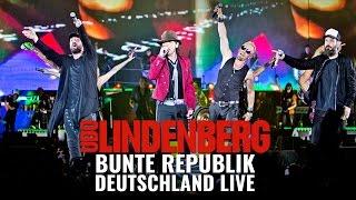 Udo Lindenberg - Bunte Republik Deutschland LIVE (offizielles Musikvideo)