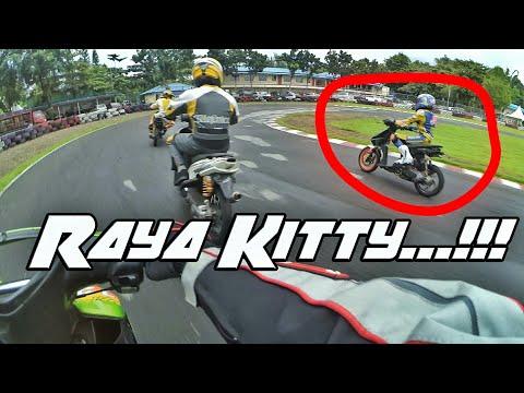 Disalip Raya Kitty | Road Race ala Sinetron Anak Langit | Sentul Karting part2