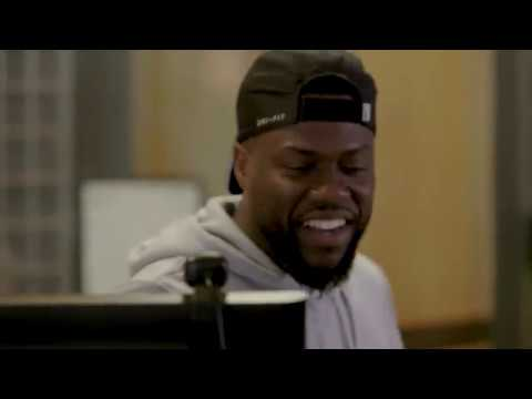 Kevin Hart takes over the front desk at a health club for MTN Dew sweepstakes campaign