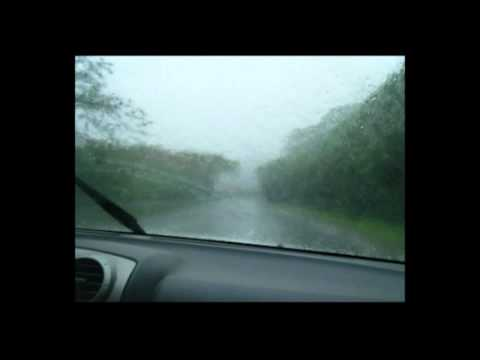 Cyclone Vania 14 - 01 -2011 Alerte Rouge en Nouvelle Calédonie